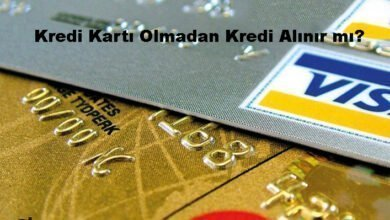 Kredi Kartı Olmadan Kredi Alınır mı?