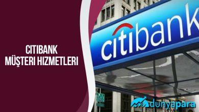Citibank Müşteri Hizmetleri