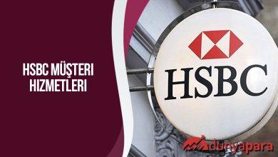 HSBC Müşteri Hizmetleri