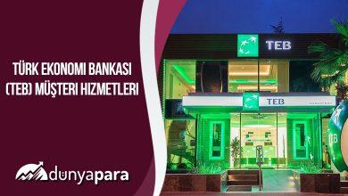 Türk Ekonomi Bankası (TEB) Müşteri Hizmetleri