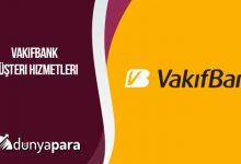 Vakıfbank Müşteri Hizmetleri