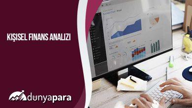Kişisel Finans Analizi