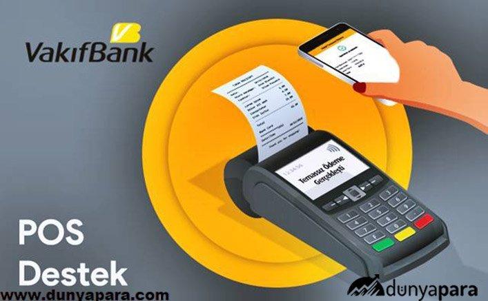 Vakıfbank Pos Destek Hattı
